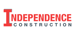 Independence Construction Logo