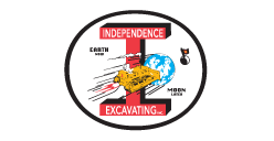 Independence Excavating Logo