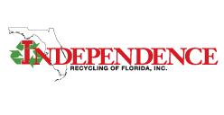 Independence Recycling of Florida Logo